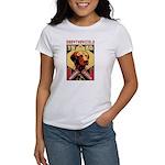 Vizsla resistance is futile! 1960 Women's T-Shirt