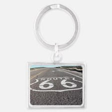 Route 66 Landscape Keychain