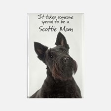 Scottie Mom Magnets