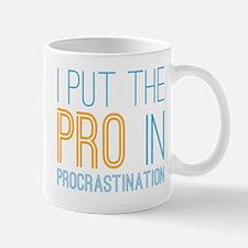 Procrastination PRO Mug