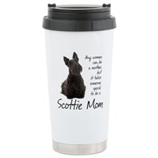 Scottie Mom Travel Mug