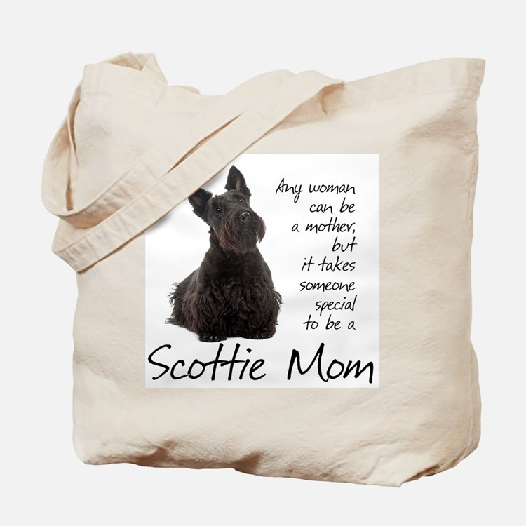 Scottie Mom Tote Bag
