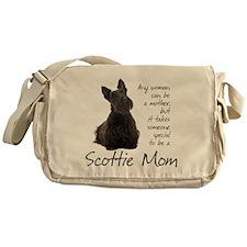 Scottie Mom Messenger Bag