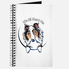 Blue Merle Sheltie IAAM Journal