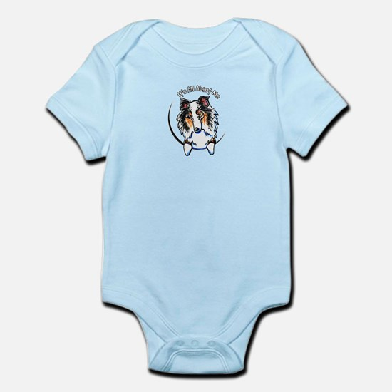 Merle Sheltie IAAM Logo Body Suit