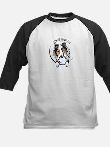 Merle Sheltie IAAM Logo Baseball Jersey