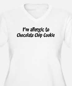 Allergic to Chocolate Chip Co T-Shirt