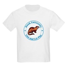Ferret T-Shirt, Kids: Dook University
