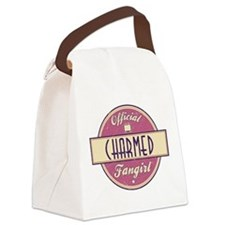 Official Charmed Fangirl Canvas Lunch Bag