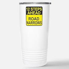 Road Narrows Travel Mug