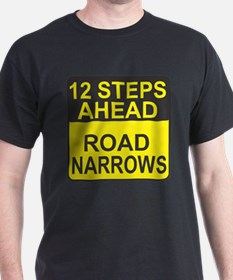 Road Narrows T-Shirt