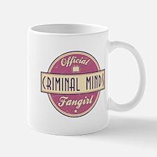 Official Criminal Minds Fangirl Mug