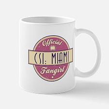 Official CSI: Miami Fangirl Mug