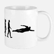 Swimming evolution Mug