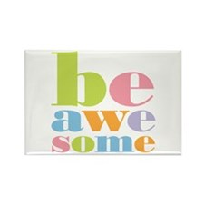 Be Awesome Rectangle Magnet (10 pack)