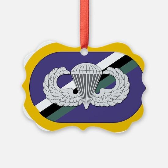 160th SOAR Airborne Ornament