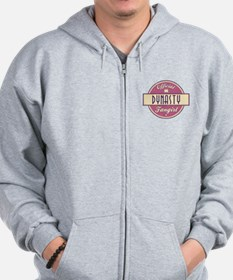Official Dynasty Fangirl Zip Hoodie