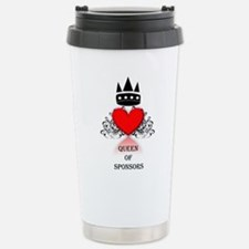 Queen Of Sponsors Travel Mug