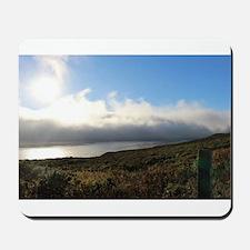 Big Sur Fog Mousepad