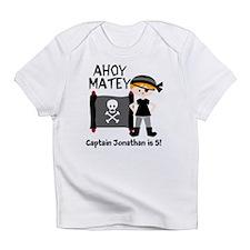 Unique Cute pirate Infant T-Shirt