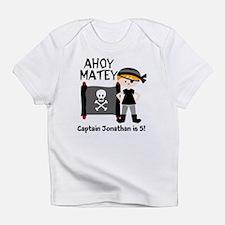 Cute Cute pirate Infant T-Shirt