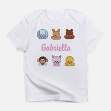 Unique Kitty Infant T-Shirt
