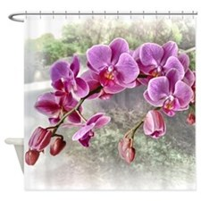 August Orchid Shower Curtain