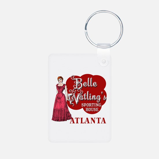 Belle Watling's with Fancy Lady Keychains