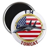 F14 tomcat Magnets