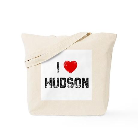 I * Hudson Tote Bag