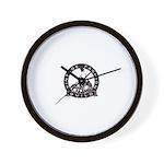 Vfglogo70.png Wall Clock