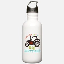 Big Brother Farmer Tractor Water Bottle