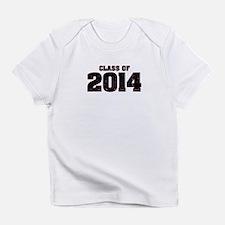 class of 2014 Infant T-Shirt