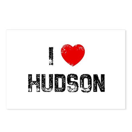 I * Hudson Postcards (Package of 8)
