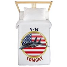 F-14 Tomcat Twin Duvet