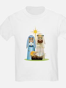 """Groovy Nativity"" T-Shirt"