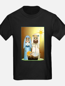 """Groovy Nativity"" T"