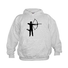Archery archer Hoodie