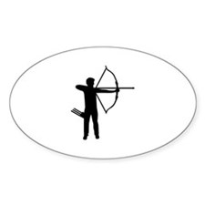 Archery archer Decal