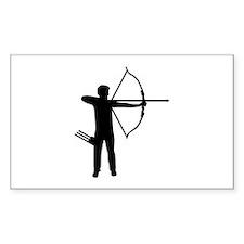 Archery archer Decal