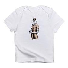 Navy LDO Mustang Infant T-Shirt