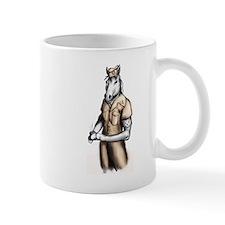 Navy LDO Mustang Mugs
