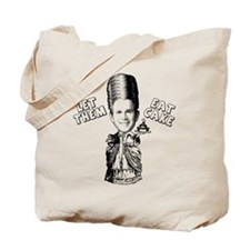 Bush Let Them Eat Cake Tote Bag