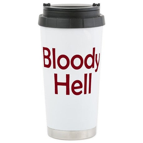 Bloody Hell Travel Mug