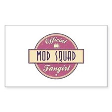 Official Mod Squad Fangirl Rectangle Decal