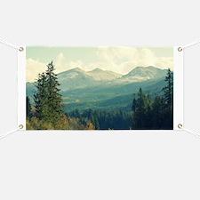 Wilderness is a Necessity Banner