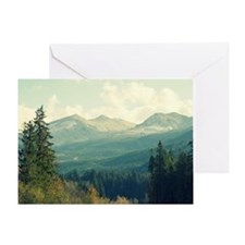 Wilderness is a Necessity Greeting Card