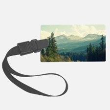 Wilderness is a Necessity Luggage Tag