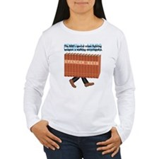 Criminal Minds Reid Long Sleeve T-Shirt