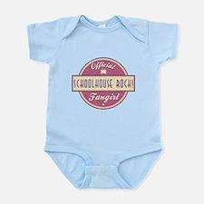 Official Schoolhouse Rock! Fangirl Infant Bodysuit